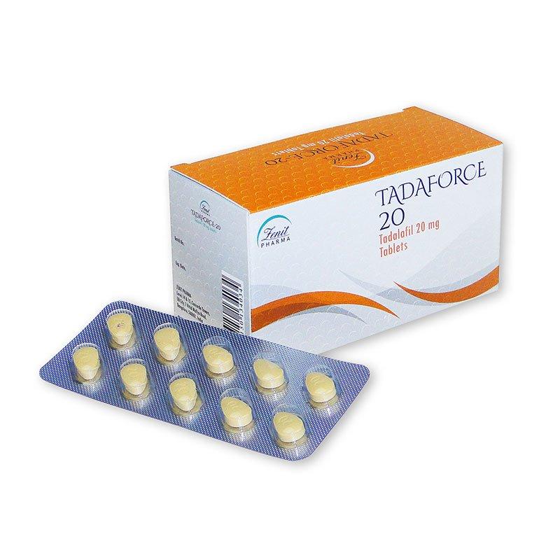Tadaforce 20