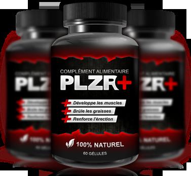 PLZR+ un supplément pour un pénis de grande taille