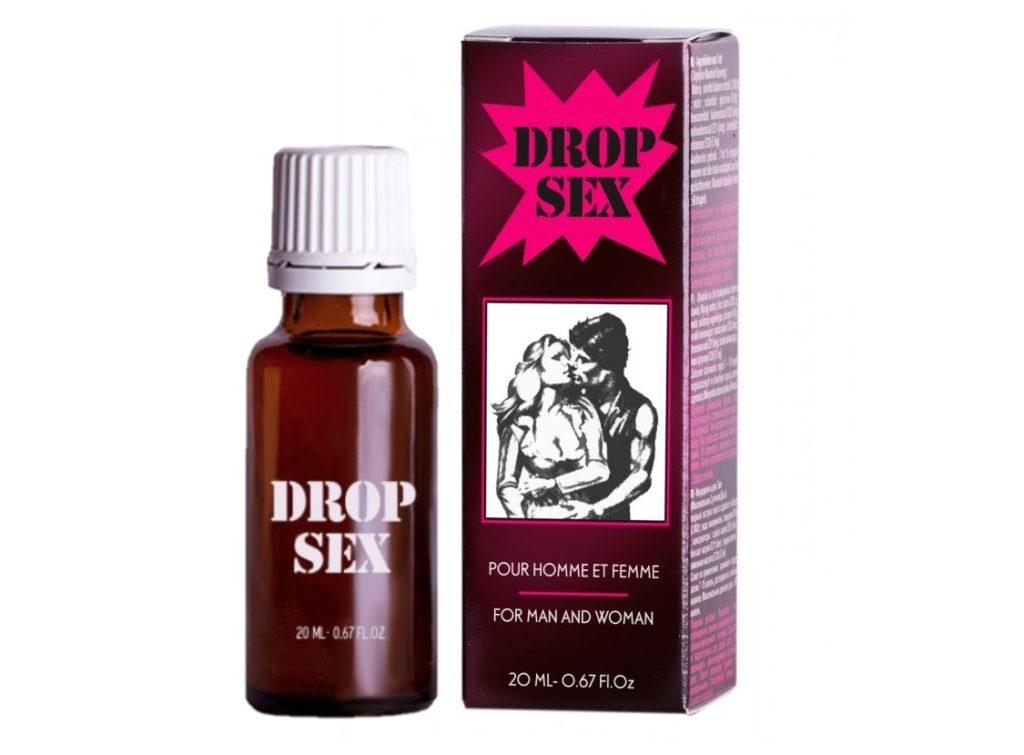 Drop Sex pour renforcer votre envide sexuelle